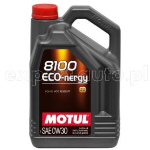 0W30 MOTUL 8100 ECO-nergy 5L