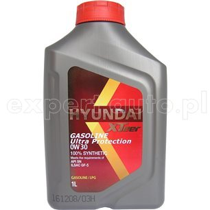 0W30 XTeer Gasoline Ultra Protection -1L